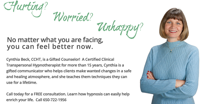 Cynthia Beck CCHT, Hypnotherapy in San-Mateo